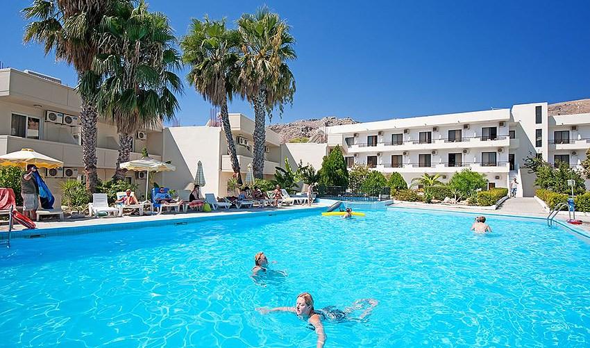 Hotel Olive Garden - Řecko