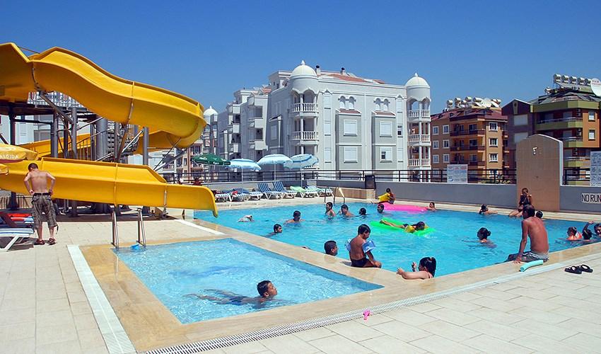Hotel Emir Fosse Beach - Turecko