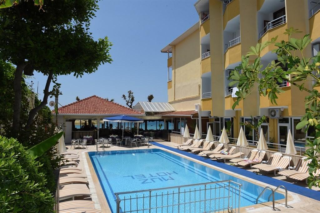 Hotel Muz - Turecko