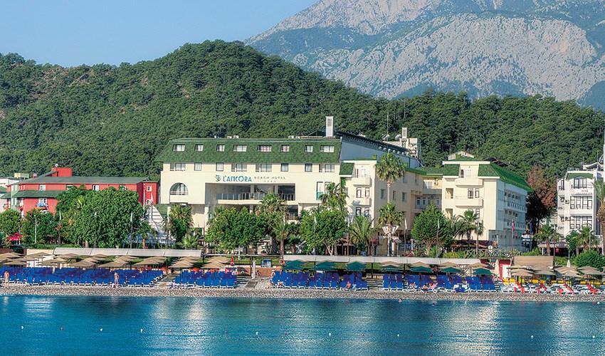 Hotel L´Ancora Beach - Turecko