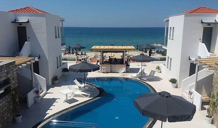 Hotel Icon Suites - Thassos