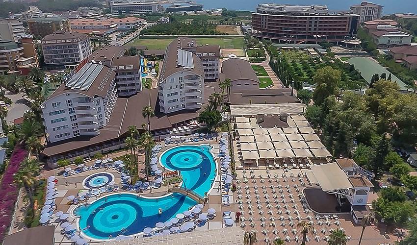 Hotel Club Lonicera World - Turecko