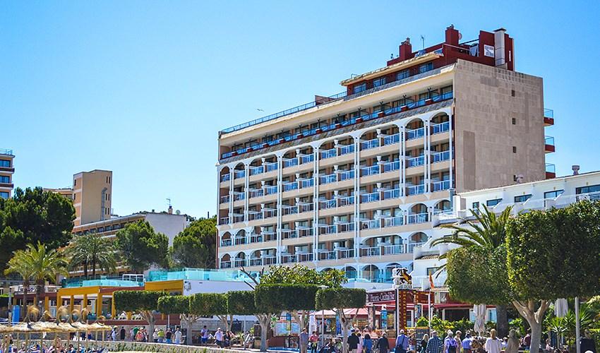 Hotel Seramar Comodoro Playa -