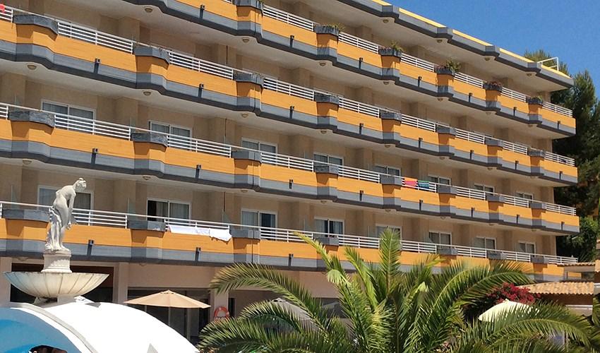 Hotel Seramar Sunna Park - Paguera