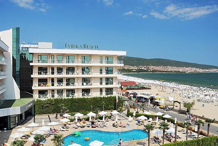 Hotel Dit Evrika Beach Club - Slunečné pobřeží