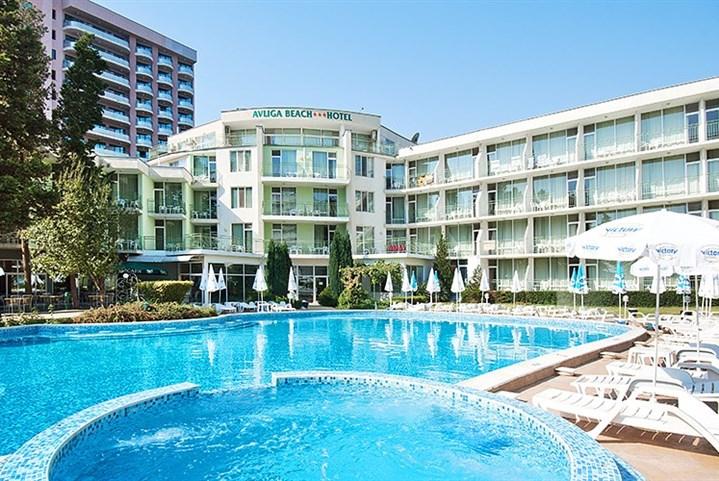 Hotel Avliga Beach - Byala
