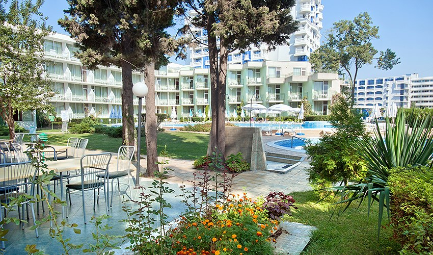 Hotel Avliga - Slunečné pobřeží