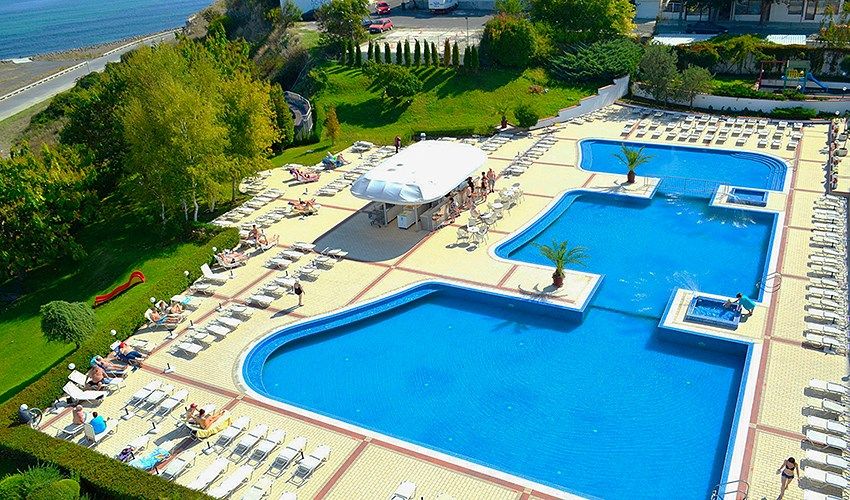 Hotel Festa Panorama - Nesebar