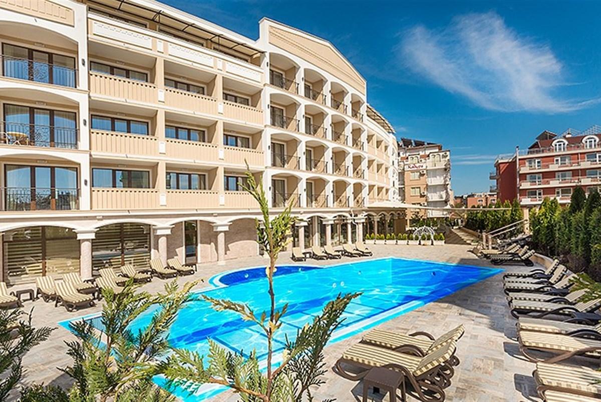 Hotel Siena Palace - Bulharsko