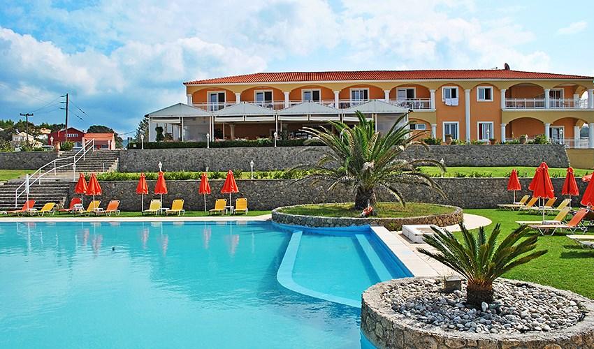 Hotel Athina San Stefanos - Korfu