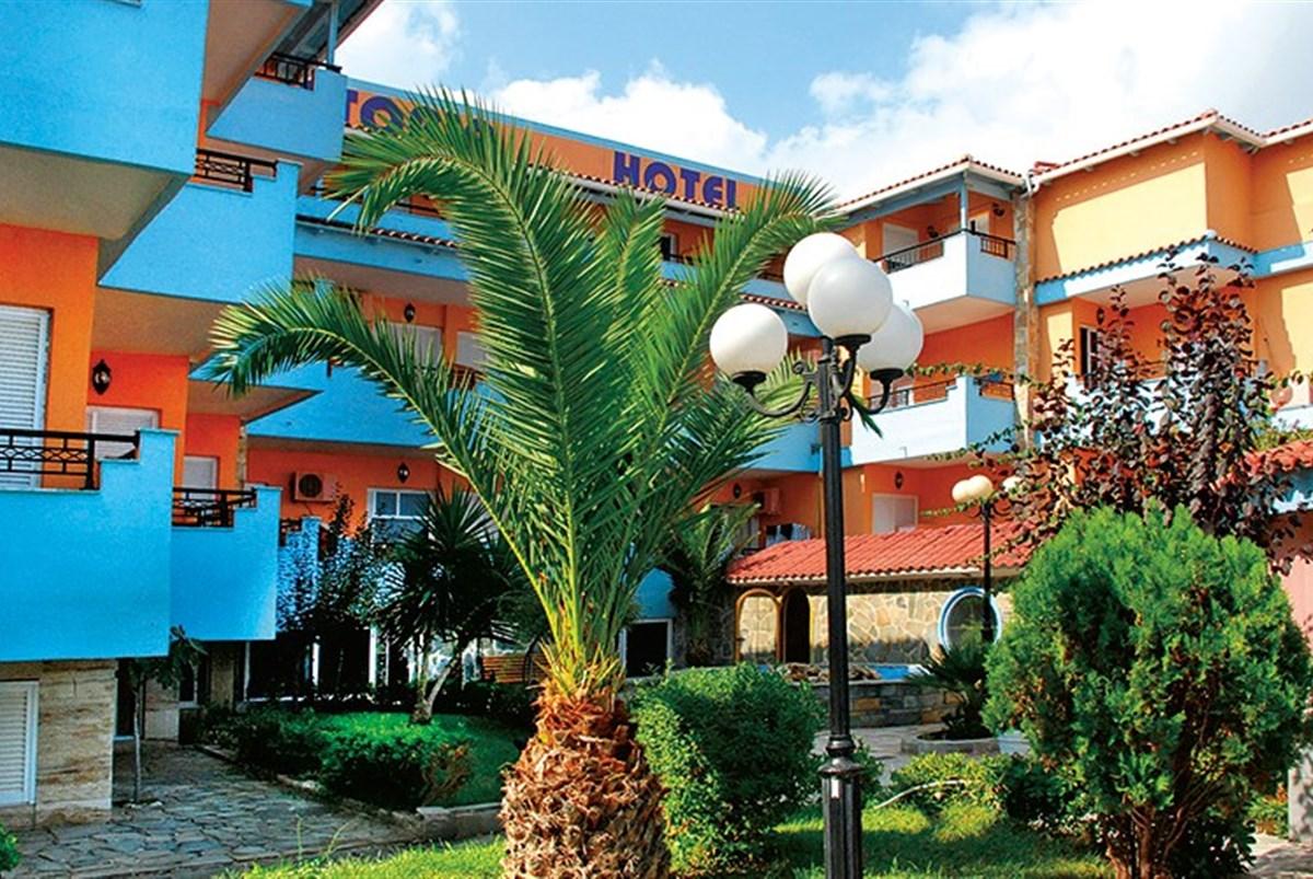 Hotel Astoria - Rhodos