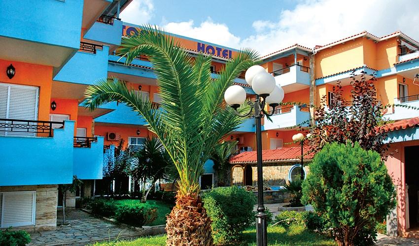 Hotel Astoria - Alykanas/Alykes