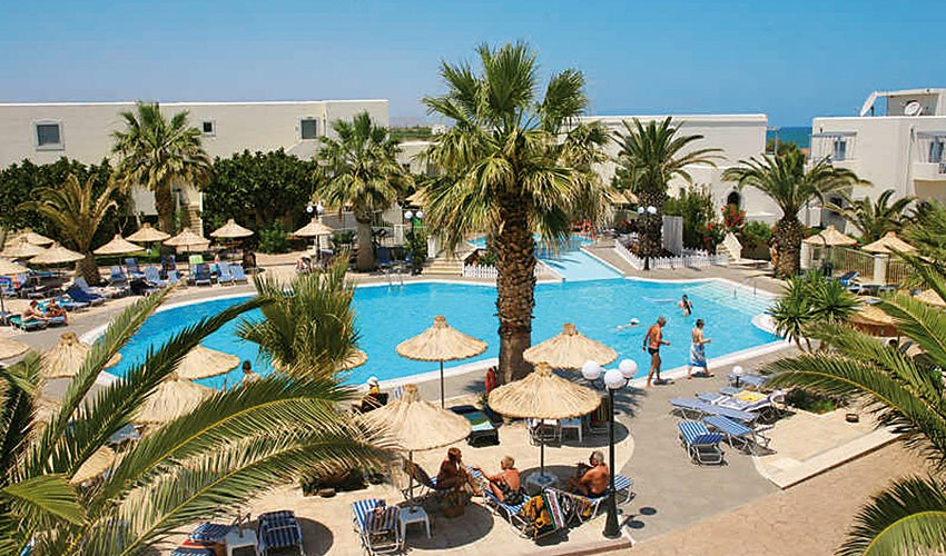 Hotel Europa Beach - Kréta