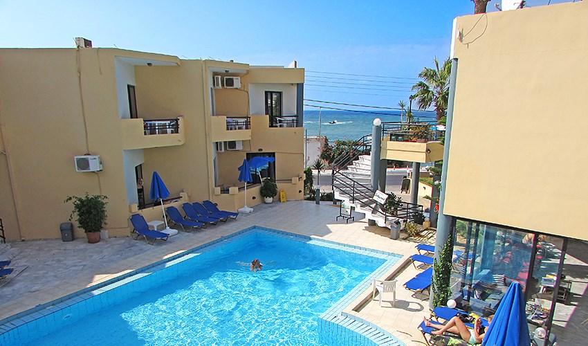 Hotel Akasti - Kréta
