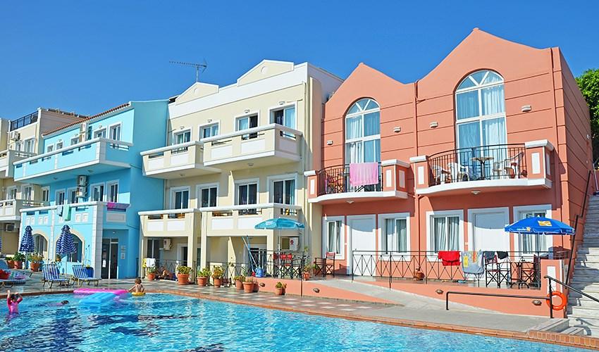 Aparthotel Epimenidis - Chania