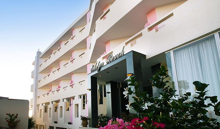 Hotel Evelyn Beach - Kréta