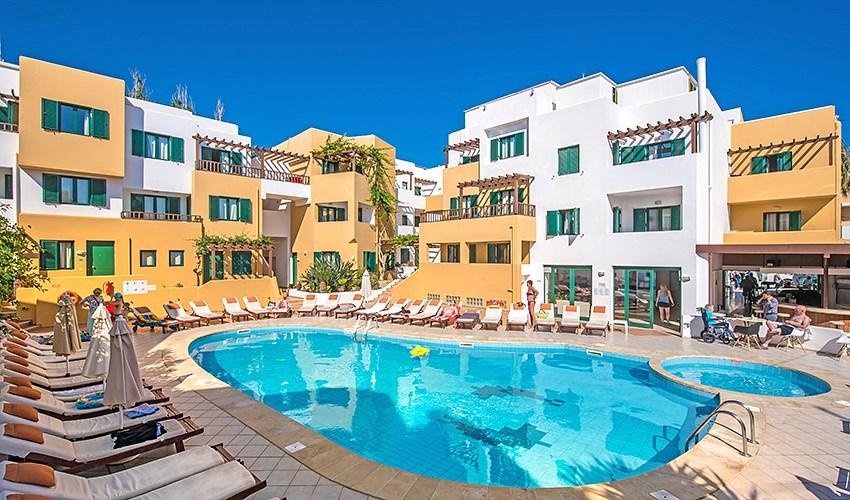 Hotel Elmi Suites - Kréta