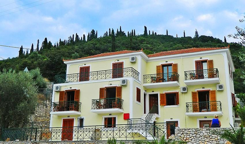 Apartmánový dům Forkis - Řecko