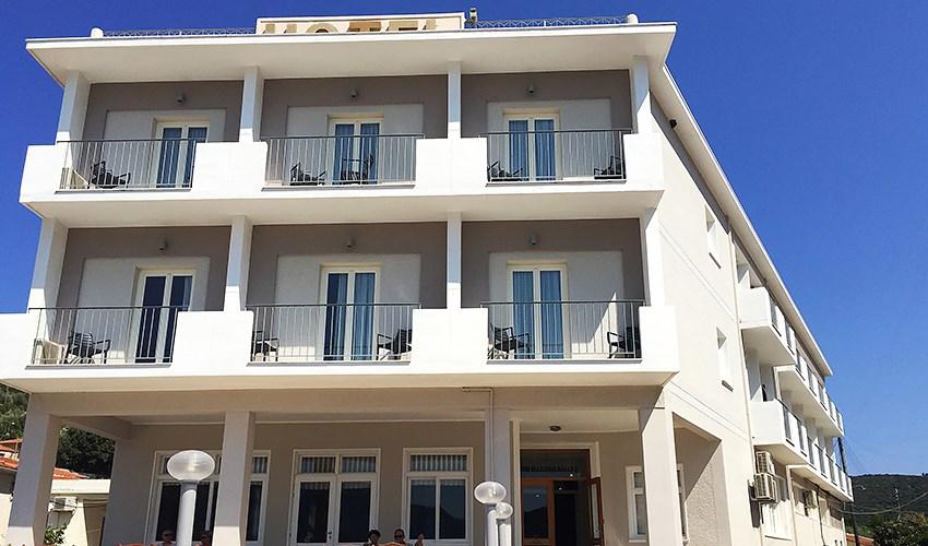 Hotel Mentor - Řecko