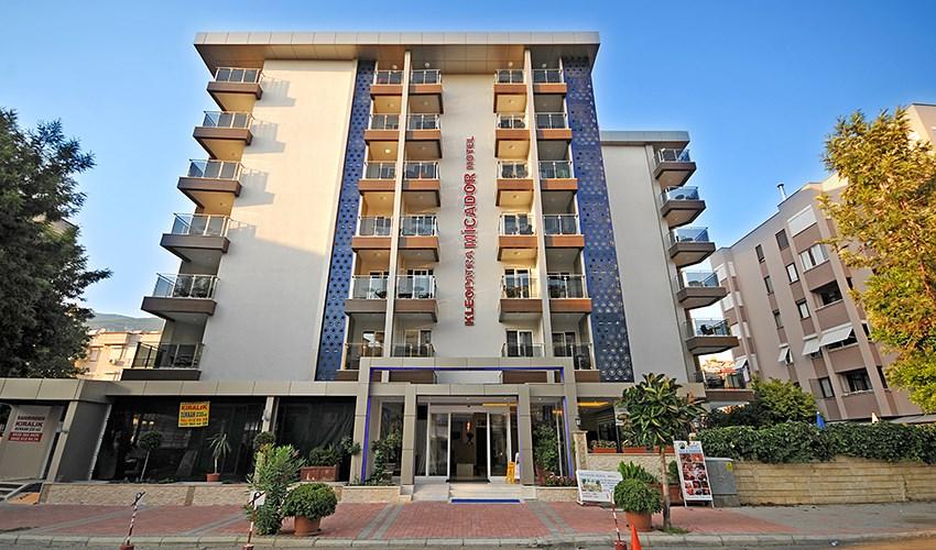 Hotel Kleopatra Micador - Alanya