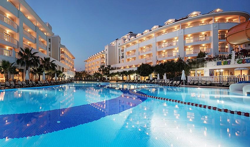 Hotel Alba Queen - Side + Manavgat