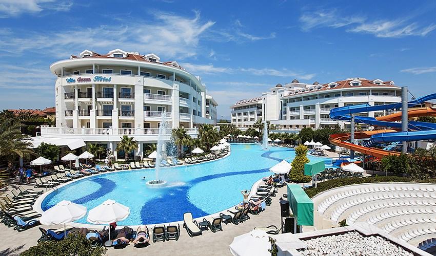 Hotel Alba Queen - Turecko