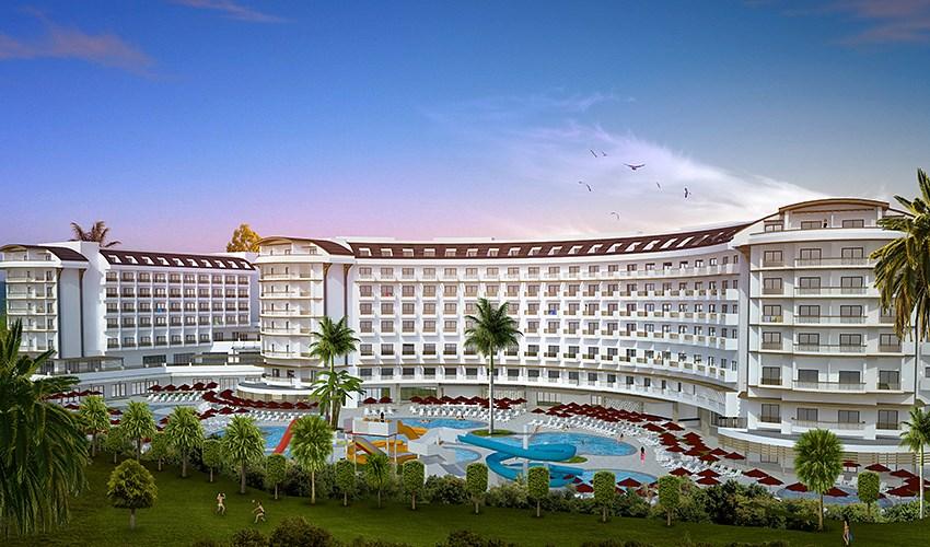 Hotel Calido Maris - Alanya