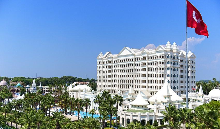 Hotel Kamelya Fulya - Side + Manavgat