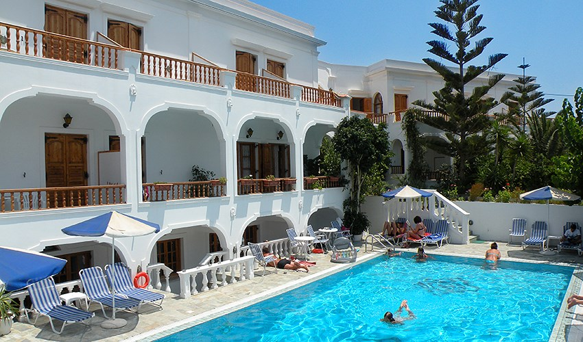 Hotel Armonia - Kréta
