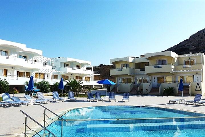 Aparthotel Royal Beach - Řecko