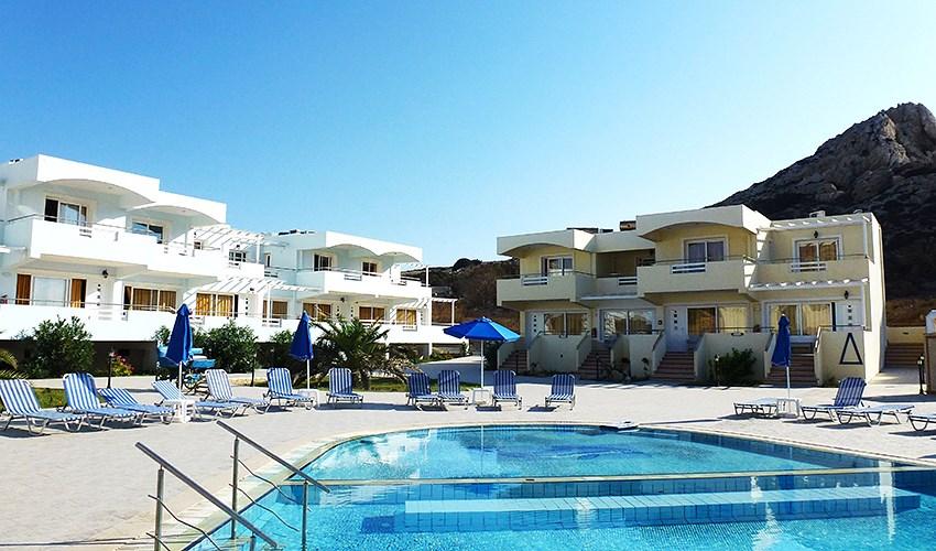 Aparthotel Royal Beach - Karpathos