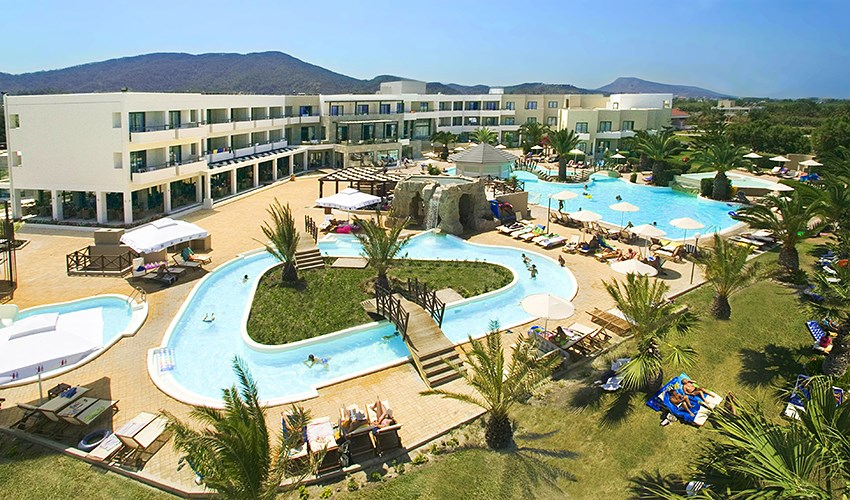 Hotel D´Andrea Mare Beach Resort - Rhodos