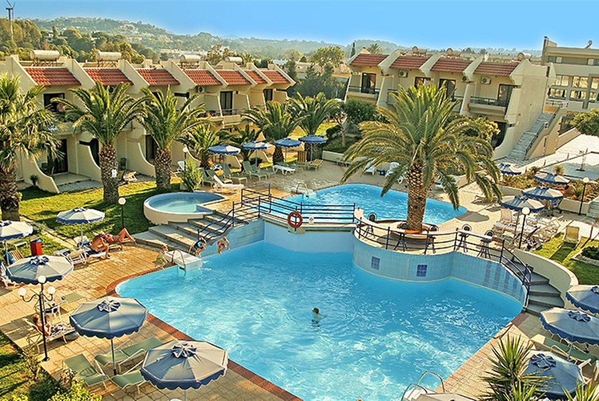 Hotel Virginia Family Resort - Rhodos