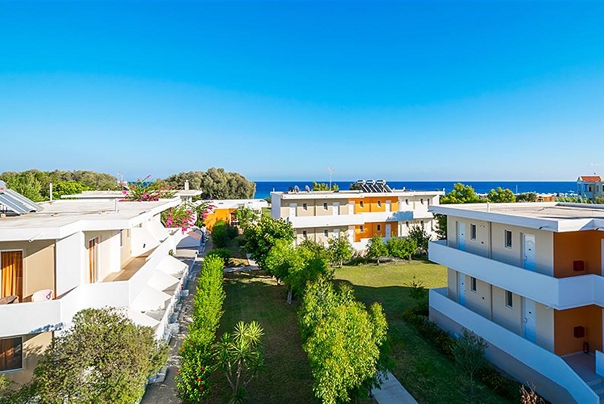 Hotel Stafilia Beach - Rhodos