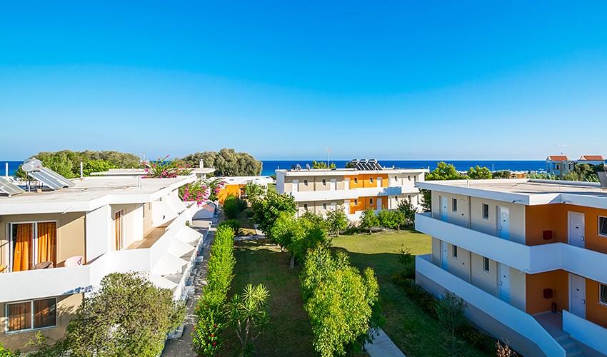 Hotel Stafilia - Řecko