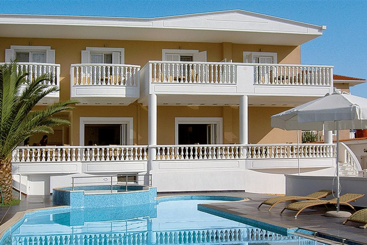 Hotel Antonios - Thassos