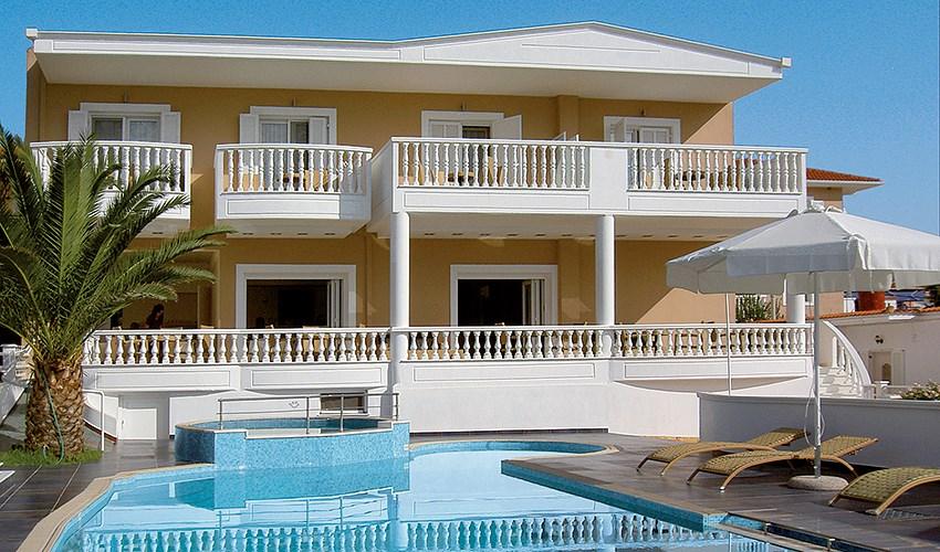 Hotel Antonios - Řecko
