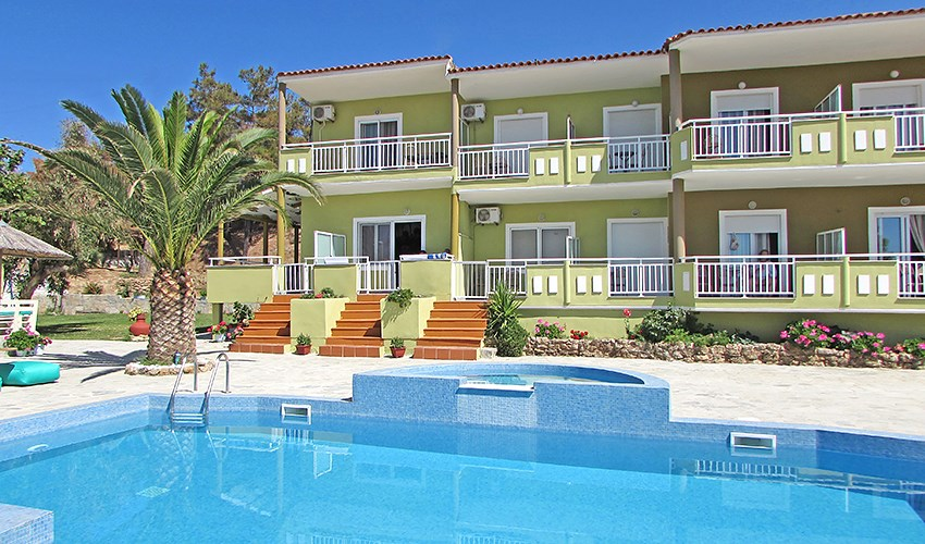 Aparthotel Giannikis - Thassos