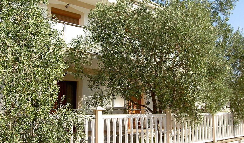 Apartmánový dům Lambiris - Thassos