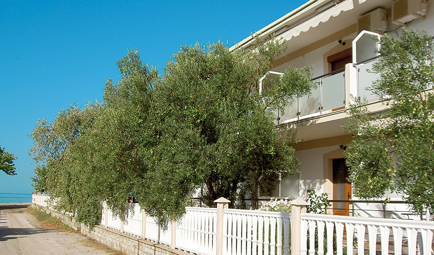 Apartmánový dům Lambiris - Kréta