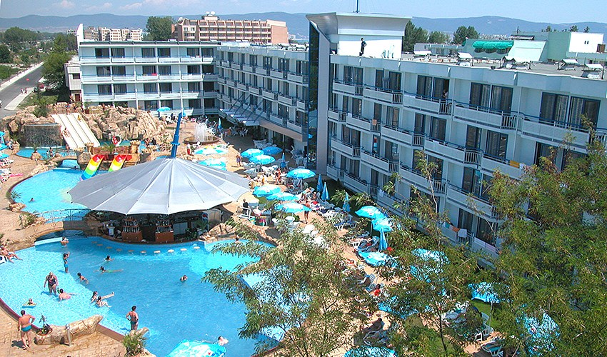 Hotel Kotva - Bulharsko
