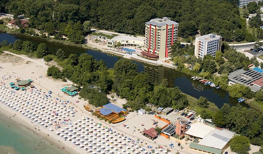 Hotel Perla Sun Park - Primorsko