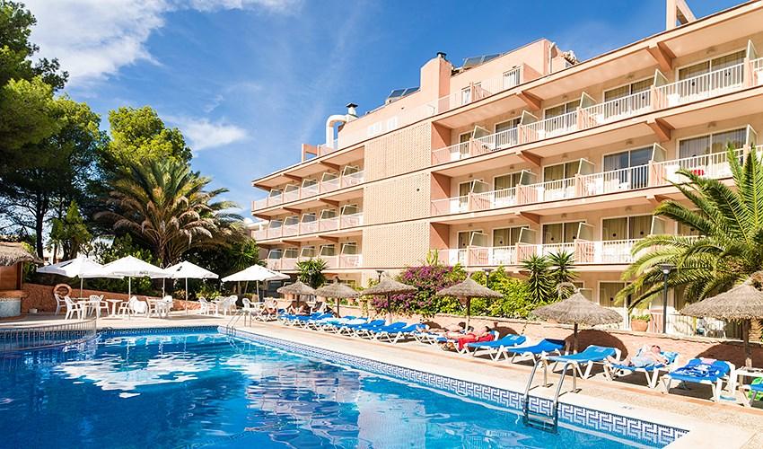 Hotel Delfin Siesta Mar -
