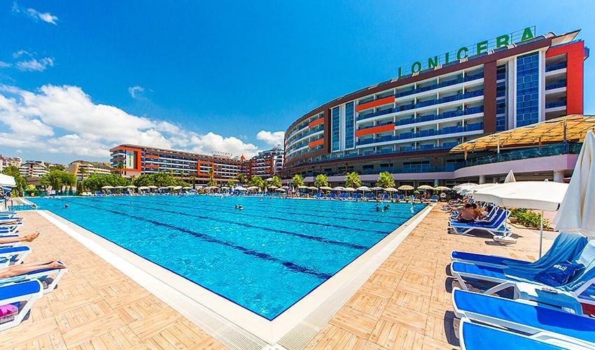 Hotel Lonicera Resort & Spa - Alanya