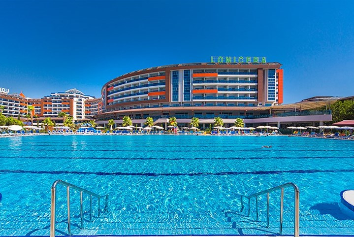 Hotel Lonicera Resort & Spa - Turecko