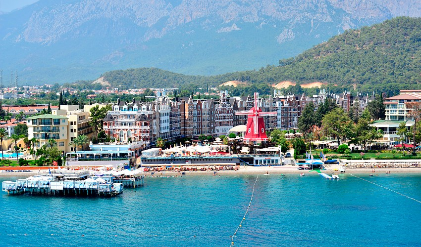Hotel Orange County Resort - Kemer - Kemer