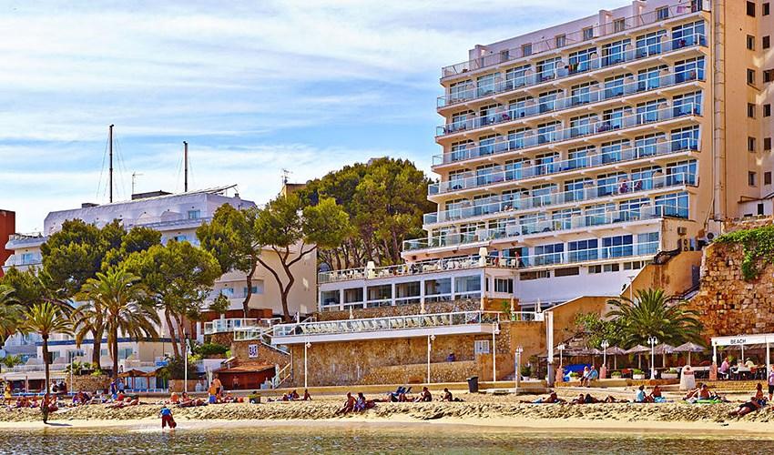 Hotel Flamboyan-Caribe - Mallorca