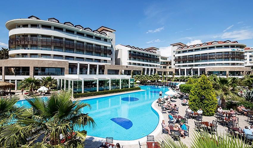 Hotel Alba Royal - Side + Manavgat