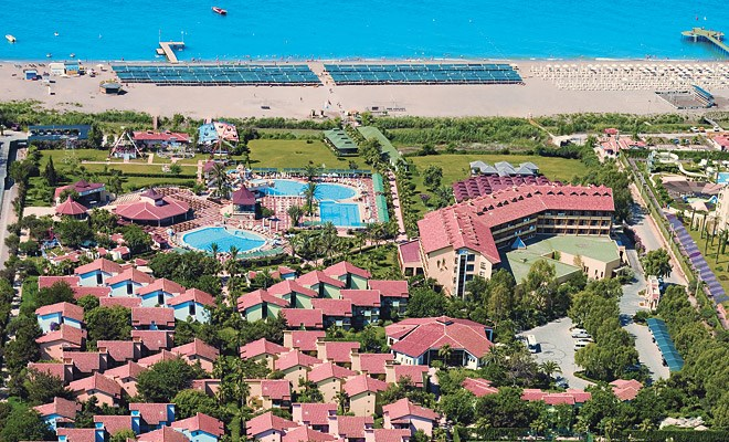 Hotel Club Turan Prince World - Turecko