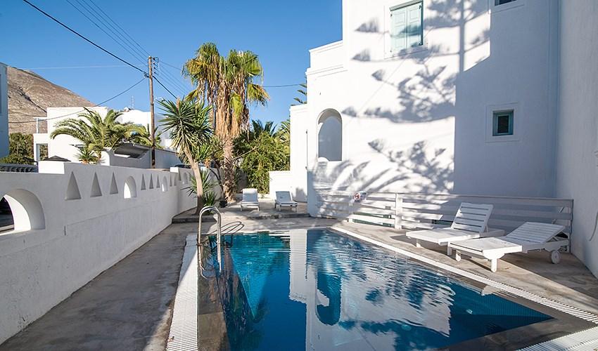 Aparthotel Kymata - Santorini